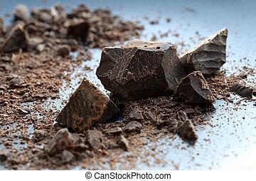 dolce, cioccolato