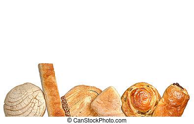 dolce, messicano, bread