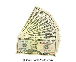 dollaro, cinquanta