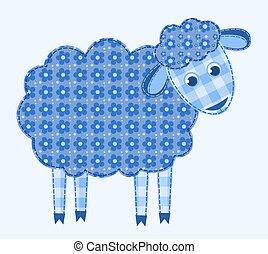 domanda, sheep.