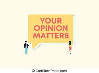domande, opinione, matters., cliente, ricerca, marketing, informazioni, tuo, analysis.