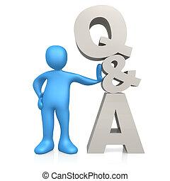 domande, risposte