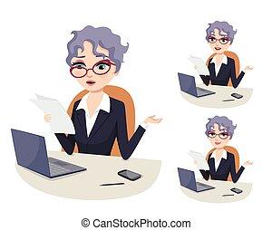 donna, carriera, lavoro, potente, professionale, politica, sommerso, burocratico