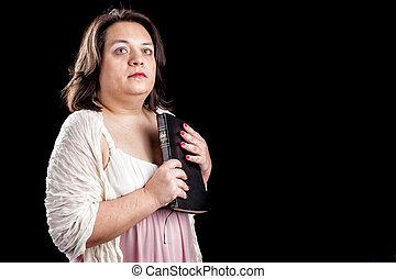 donna hispanic, bibbia