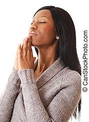 donna, prayering