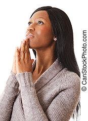 donna, preghiera