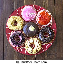 donuts, saporito