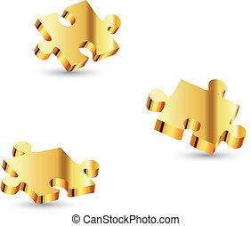 dorato, puzzle