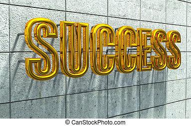 dorato, successo, testo