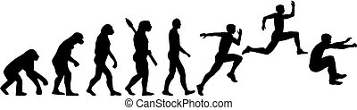 dreisprung, salto, triplo, evoluzione