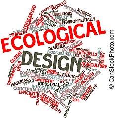 ecologico, disegno