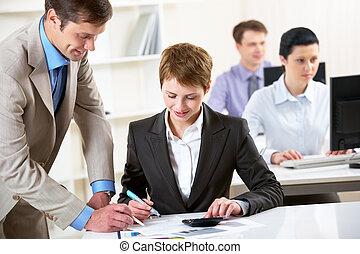 educazione, affari