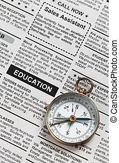 educazione, annuncio