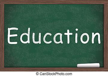 educazione, prendere