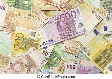 effetti, euro