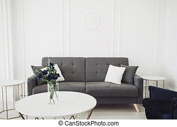 elegante, interno, appartamento