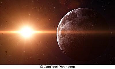 elementi, image., ammobiliato, questo, immagine, luna, alto, nasa, qualità