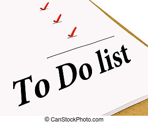 elenco, assegno
