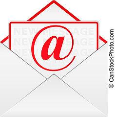 email, icona