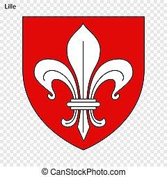 emblema, lille