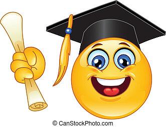 emoticon, graduazione