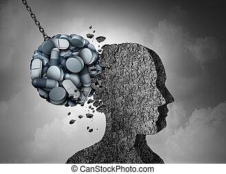 epidemia, opioid