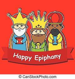 epifania, felice