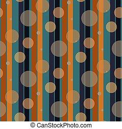 eps10, modello, astratto, stripe., marina, vettore, nero, retro, fondo, arancia, parallelo, striscia