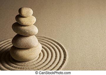 equilibratura, pietre