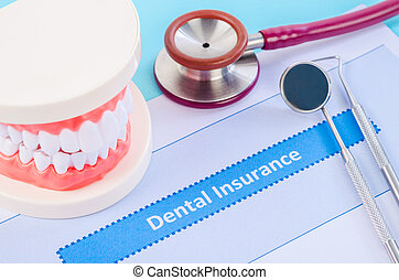 equipment., assicurazione dentale
