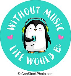 essere, vita, voluto, senza, musica, flat.