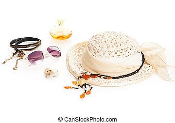 estate, moda, accessori