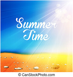 estate, tutto, cen, editable, fondo, facile, tempo, lei