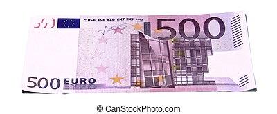 euros, 500