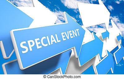 evento, speciale