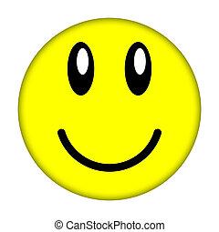 faccia, smiley