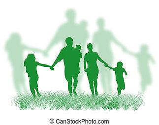 famiglia erba