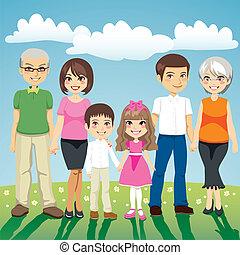 famiglia estesa