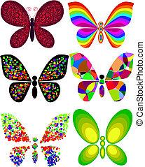farfalla, artistico