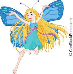 fata, volare