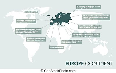 fatti, continente, fondo, europeo