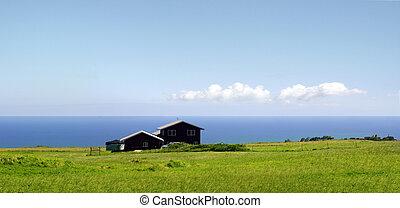 fattoria, oceano