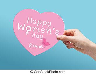felice, 8, womens, marzo, giorno