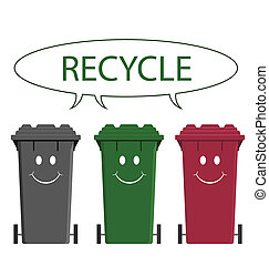 felice, bidoni, riciclaggio