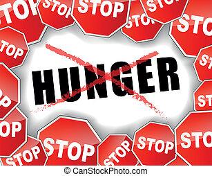 fermata, fame