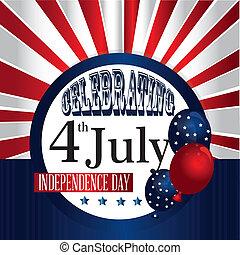 festeggiare, july quarto