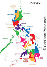 filippine, repubblica