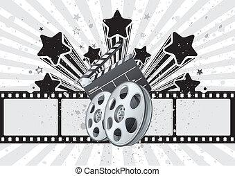 film, tema, fondo