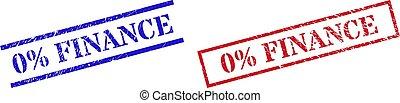 finanza, rettangolo, grunge, cornice, 0%, francobolli, graffiato, sigillo