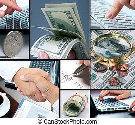 finanze, affari